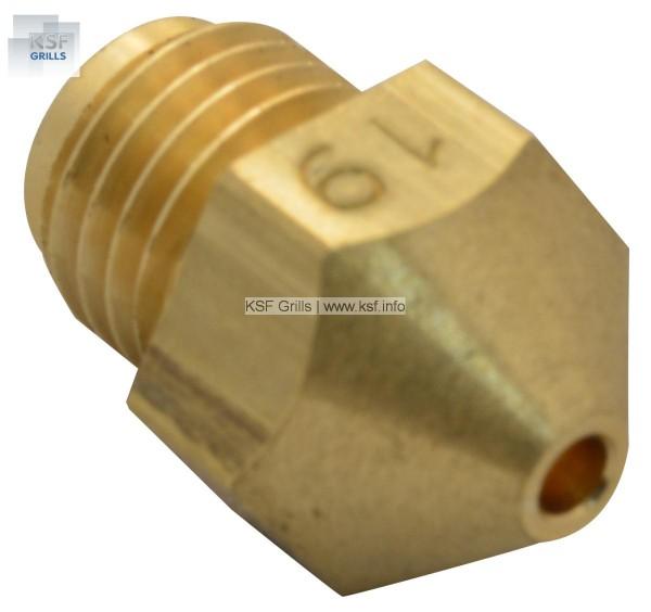 Gasdüse Erdgas 1,9 mm