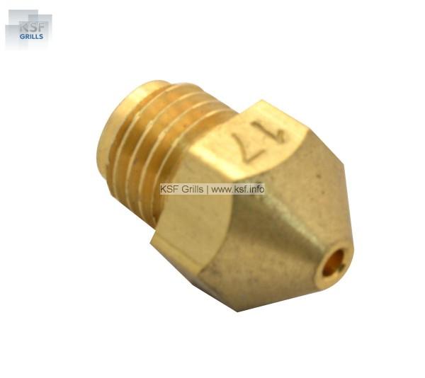 Gasdüse Erdgas 1,7 mm