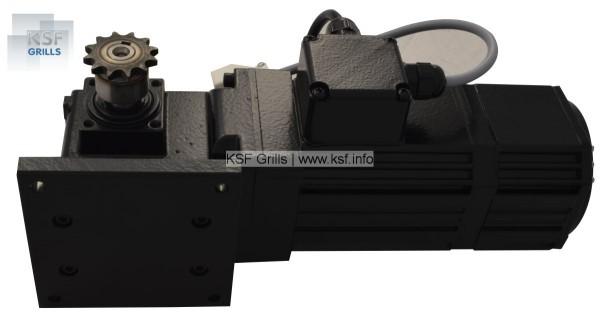 Grill-Motor mit Getriebe (Heidolph) 600 Watt