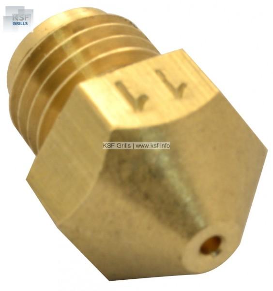 Gasdüse Propan 1,1 mm