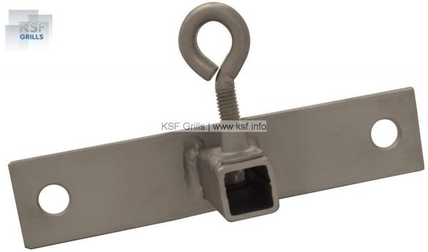 Außenklammer für Langgabel 10 mm