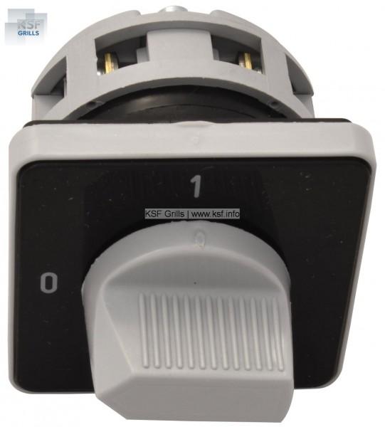 Elektroschalter 0-1