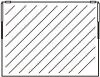 Einbausatz Klapptür 1-teilig rahmenlos 790 x 450 mm München 3 Kompakt ecoline