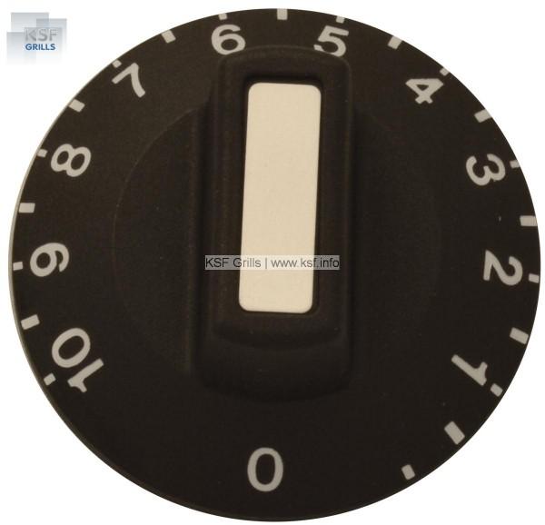 Knebel für Elektrogeräte
